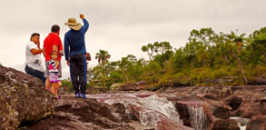 Cano Cristales Tours